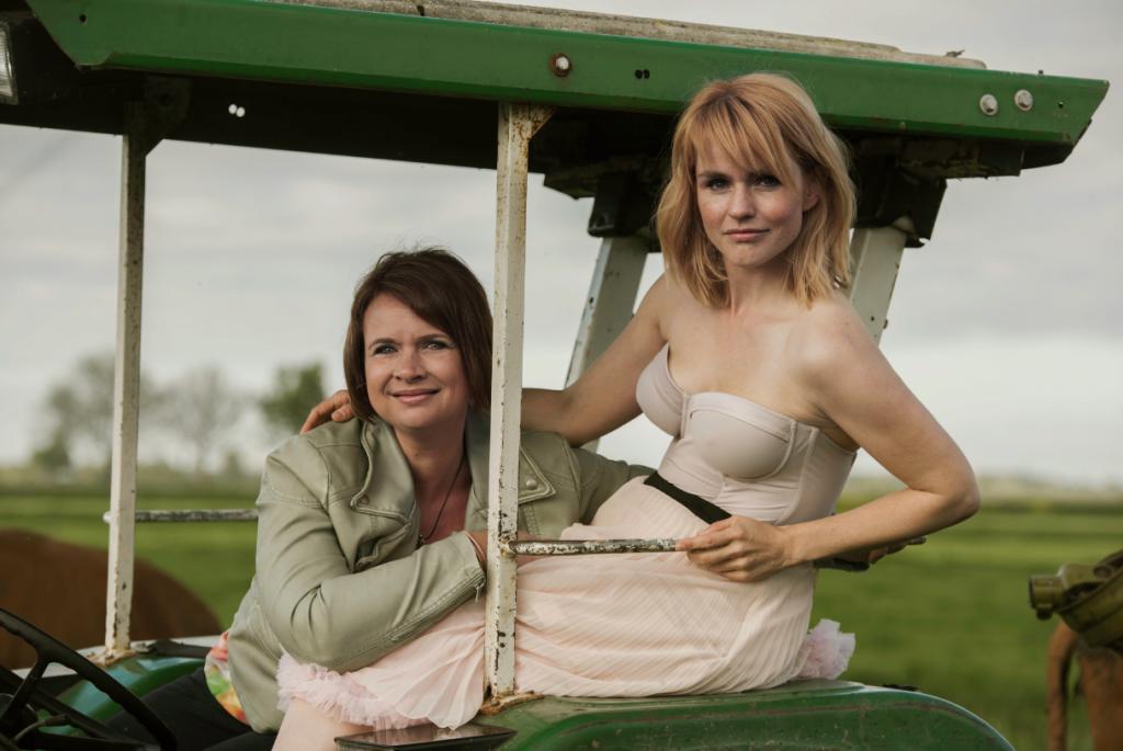 Sofie van den Enk & Kraamverzorgster Mireille